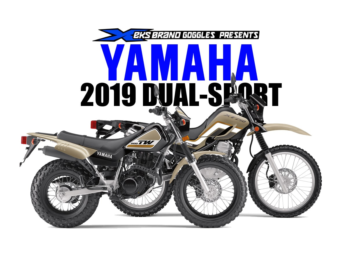 yamaha 2019 dual sport bikes dirt bike magazine. Black Bedroom Furniture Sets. Home Design Ideas
