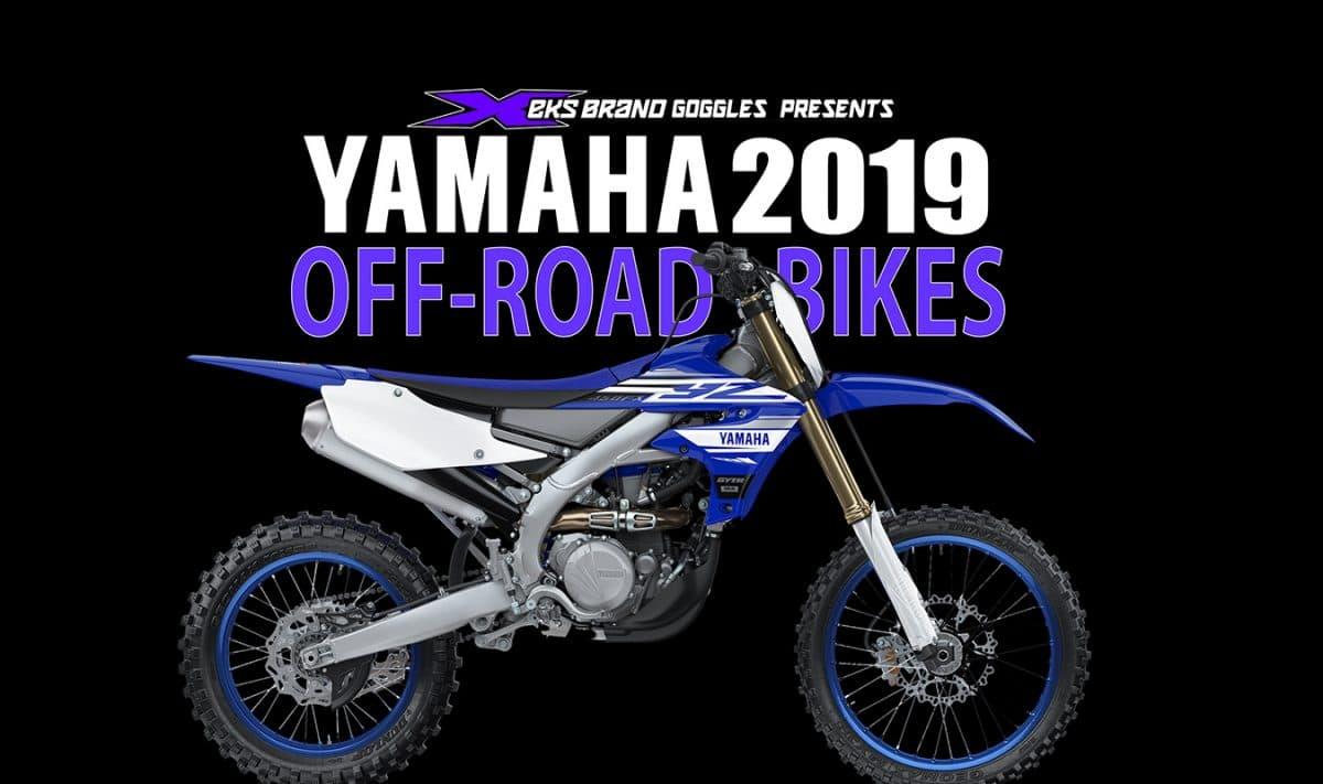 Yamaha 2019 Off Road Bikes All New Yz450fx Dirt Bike Magazine