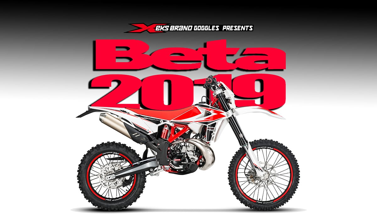 2019 beta off road dual sport bikes dirt bike magazine. Black Bedroom Furniture Sets. Home Design Ideas