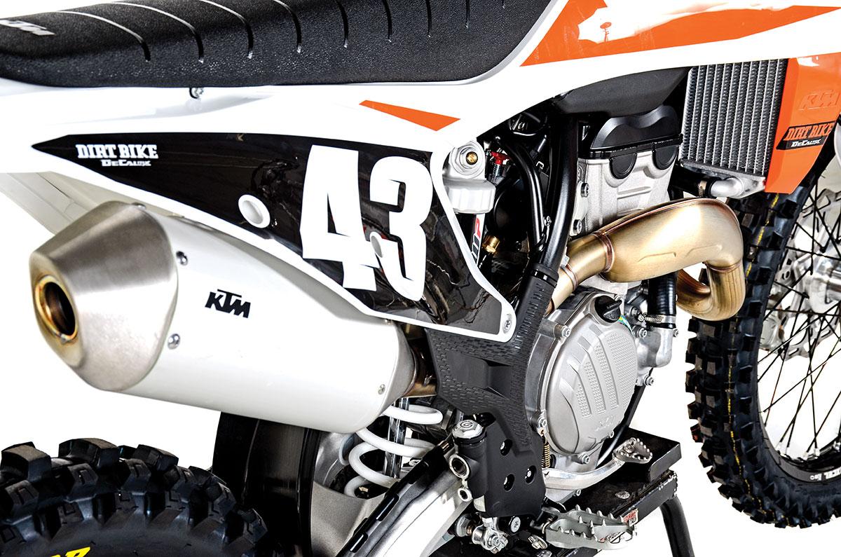 2019 KTM 250SX-F: FULL TEST | Dirt Bike Magazine