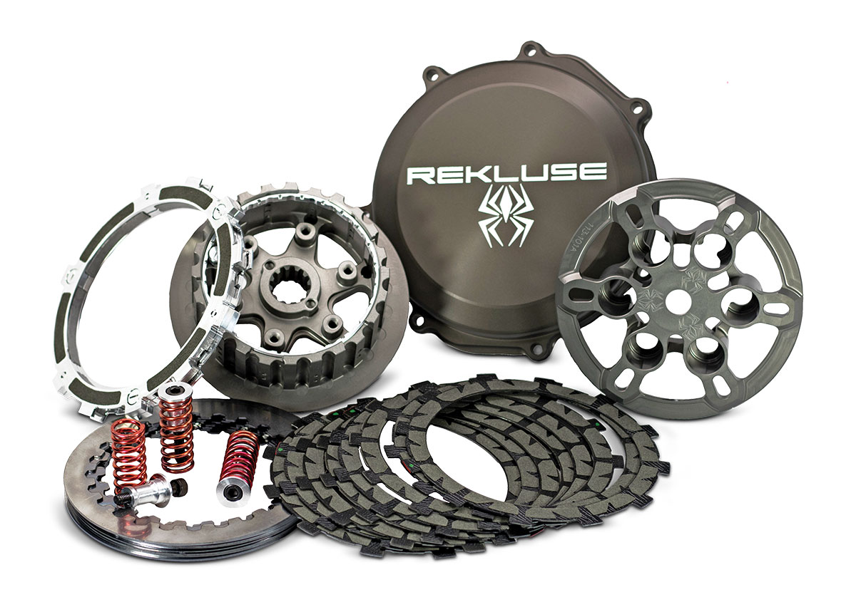 Top 3 Rekluse Performance Clutch Systems Product Quick