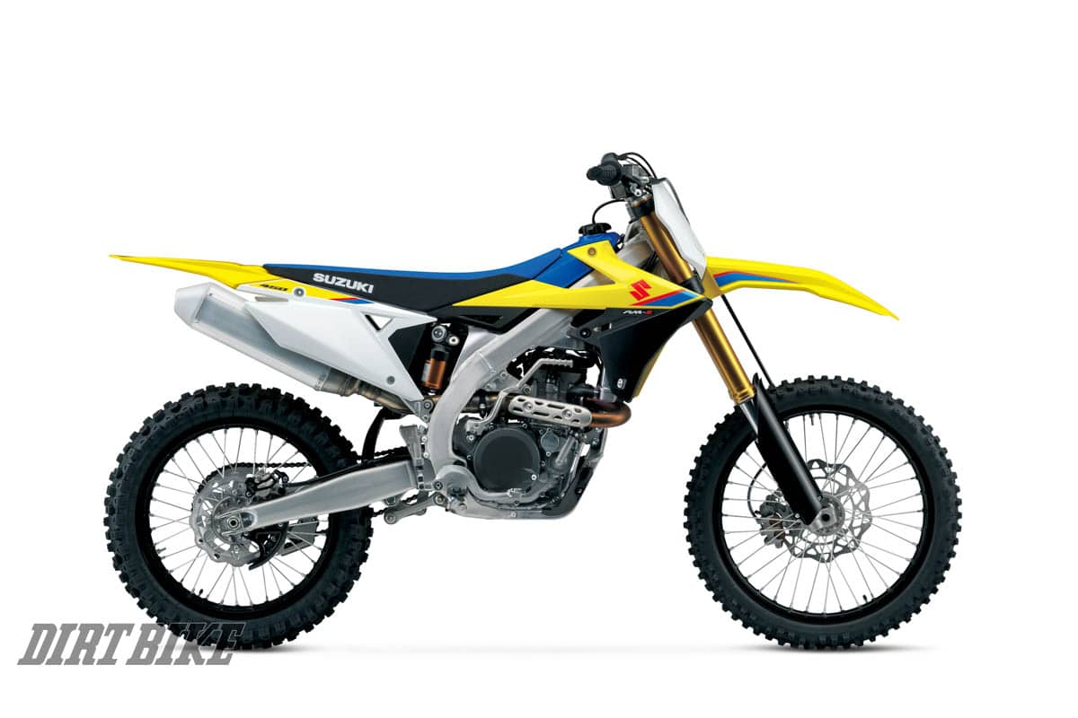 Suzuki Releases 2019 Models Dirt Bike Magazine Coil Wiring Diagram 250 Motorcycle Rm Z450