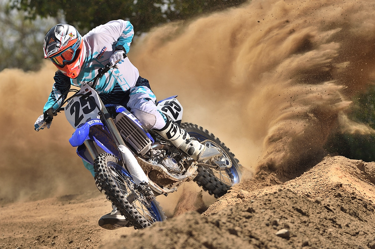FIRST RIDE: 2019 YAMAHA YZ450F--THE WRAP | Dirt Bike Magazine