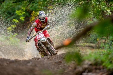 thad duvall wins grassman national enduro dirt bike magazine