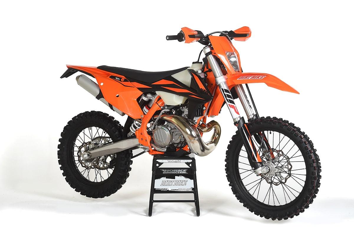 FIRST RIDE: FUEL INJECTED KTM 300XC-W 2-STROKE: THE WRAP