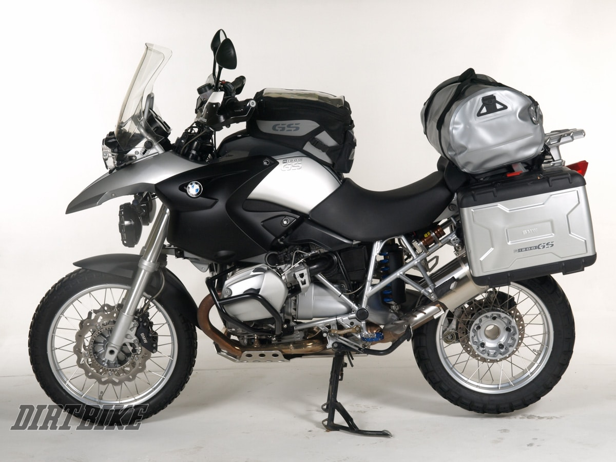 2007 BMW R1200GS: ADVENTURE BIKE SPOTLIGHT | Dirt Bike ...