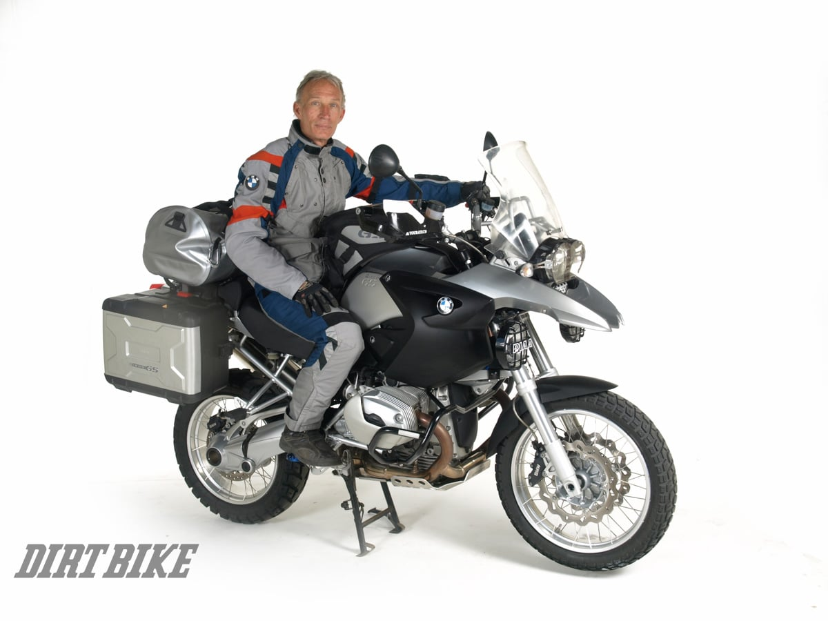 2007 Bmw R1200gs Adventure Bike Spotlight Dirt Bike
