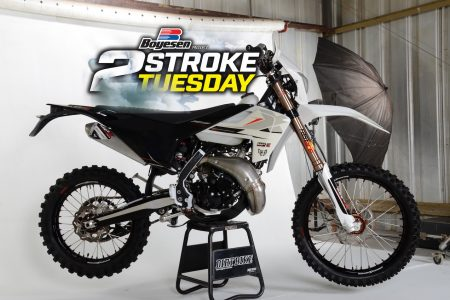 2019 GPX MOTO TSE250R CHINESE BUILT 2-STROKE: TWO-STROKE