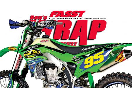 A KAWASAKI KX450F FOR GP RACING: THE WRAP | Dirt Bike Magazine