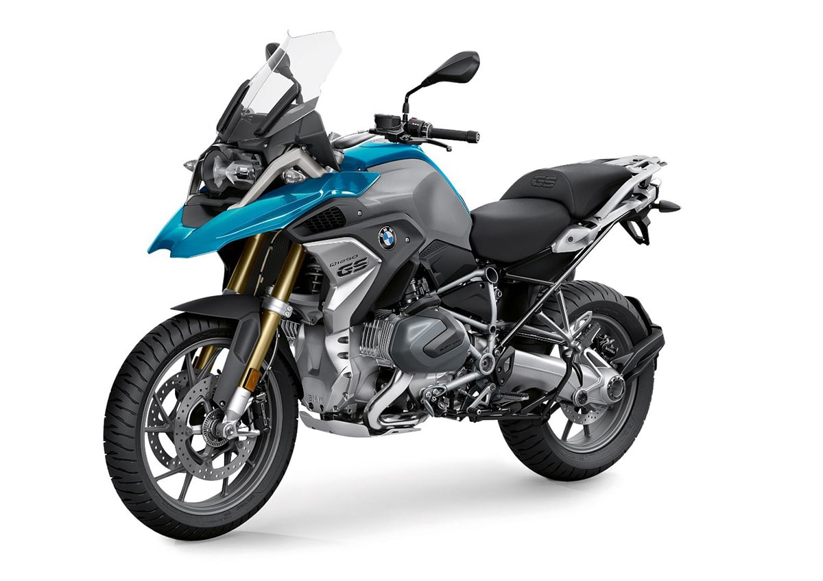 2019 Bmw R1250gs Adventure Bike Spotlight Dirt Bike Magazine