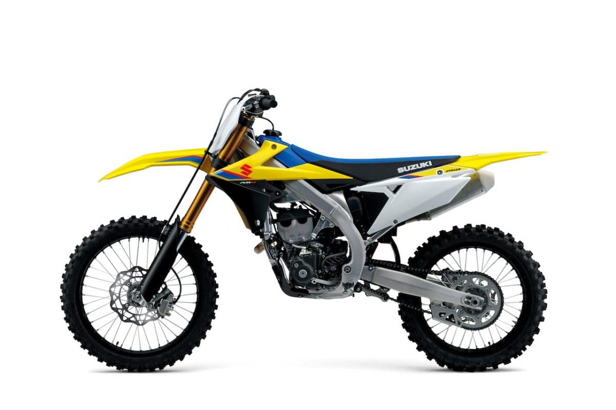 2019 suzuki rm z250 officialy released dirt bike magazine. Black Bedroom Furniture Sets. Home Design Ideas