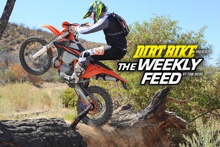 THE WEEKLY FEED: KTM 300 XC-W TPI MODS   Dirt Bike Magazine