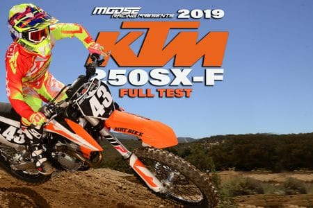 2019 KTM 250SX-F: FULL TEST | Dirt Bike Magazine