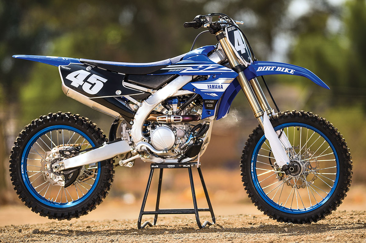 Awe Inspiring 2019 Yamaha Yz250F Full Test Dirt Bike Magazine Caraccident5 Cool Chair Designs And Ideas Caraccident5Info