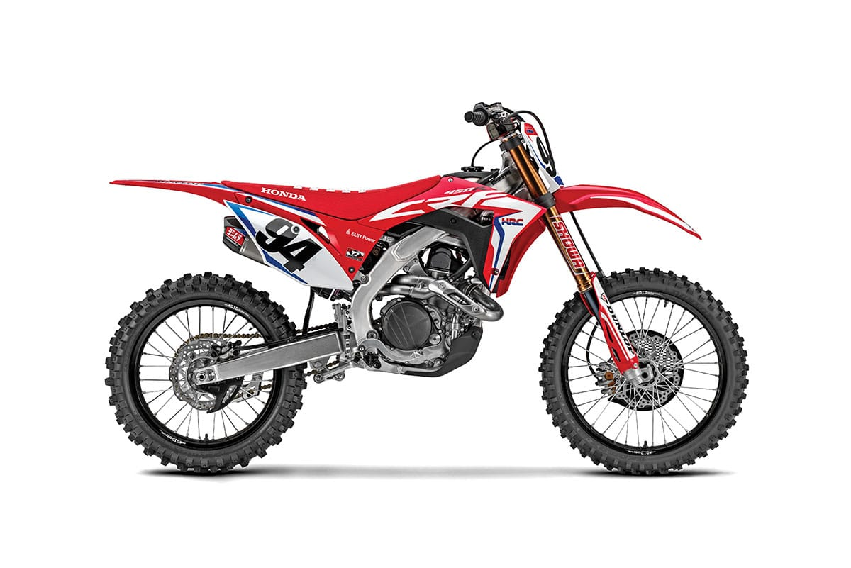 2019 Mx Bike Buyers Guide Dirt Magazine Old Honda Mini Bikes Took A Chapter From Ktms Book And Released Special Edition Of Its Flagship Motocross In This Case The Works Isnt As Much Preview