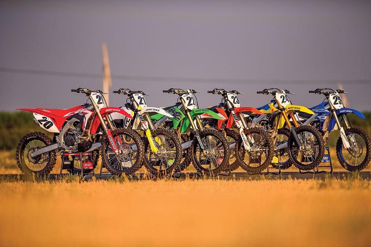 2019 450 MX SHOOTOUT: CONCLUSION | Dirt Bike Magazine