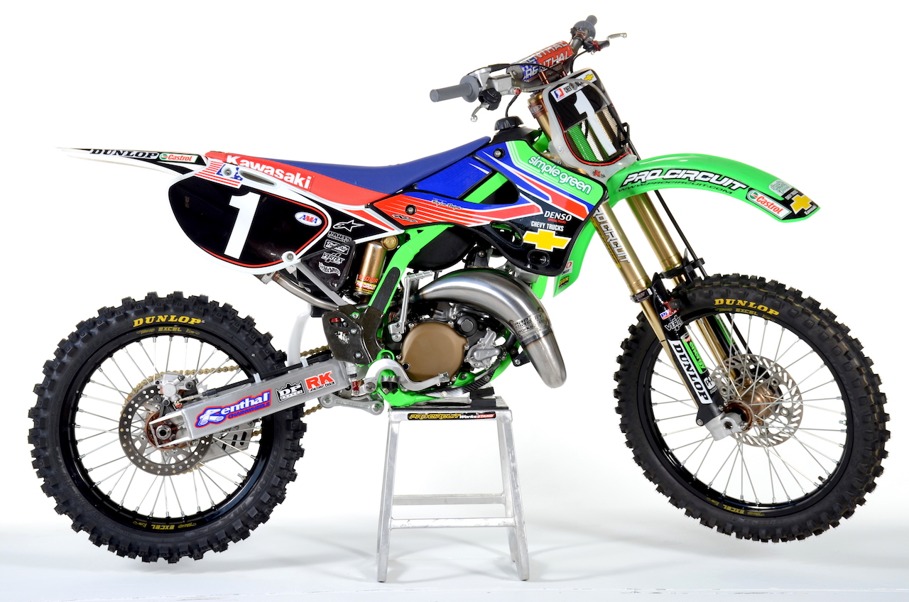 Dirt Bike Magazine On Feedspot Rss Feed Honda Cr125r Engine Wiring Diagram The Post La Sleeve 2001 Cr125 Project Two Stroke Tuesday Appeared First
