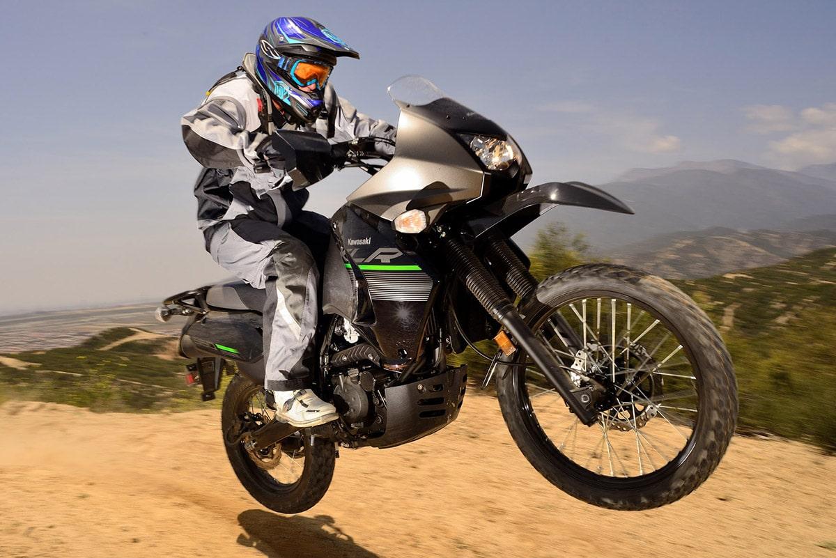 KAWASAKI KLR650--REST IN PEACE: THE WRAP | Dirt Bike Magazine