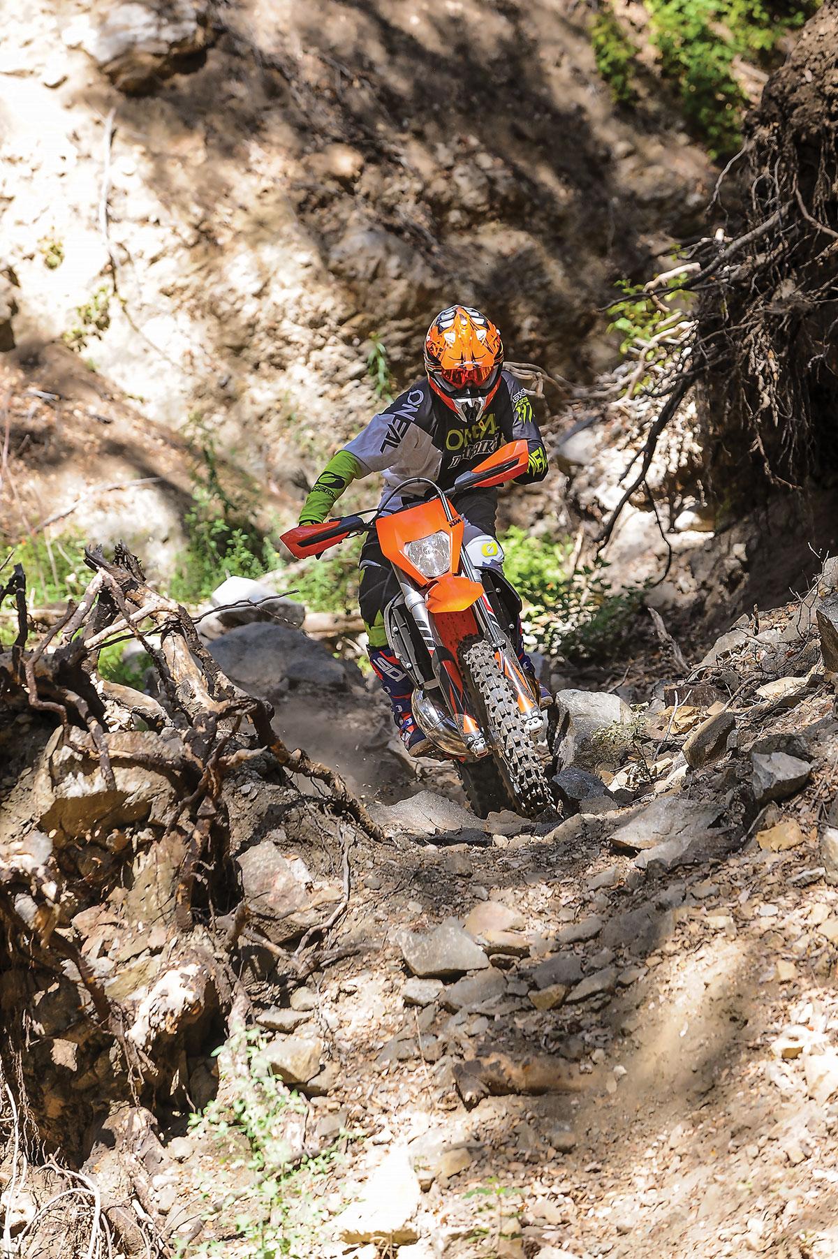 KTM 300XC-W TPI 2-STROKE: FULL TEST   Dirt Bike Magazine