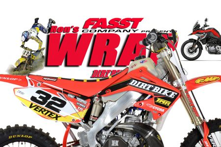 REBUILDING A 2004 CR250R 2-STROKE: THE WRAP | Dirt Bike Magazine
