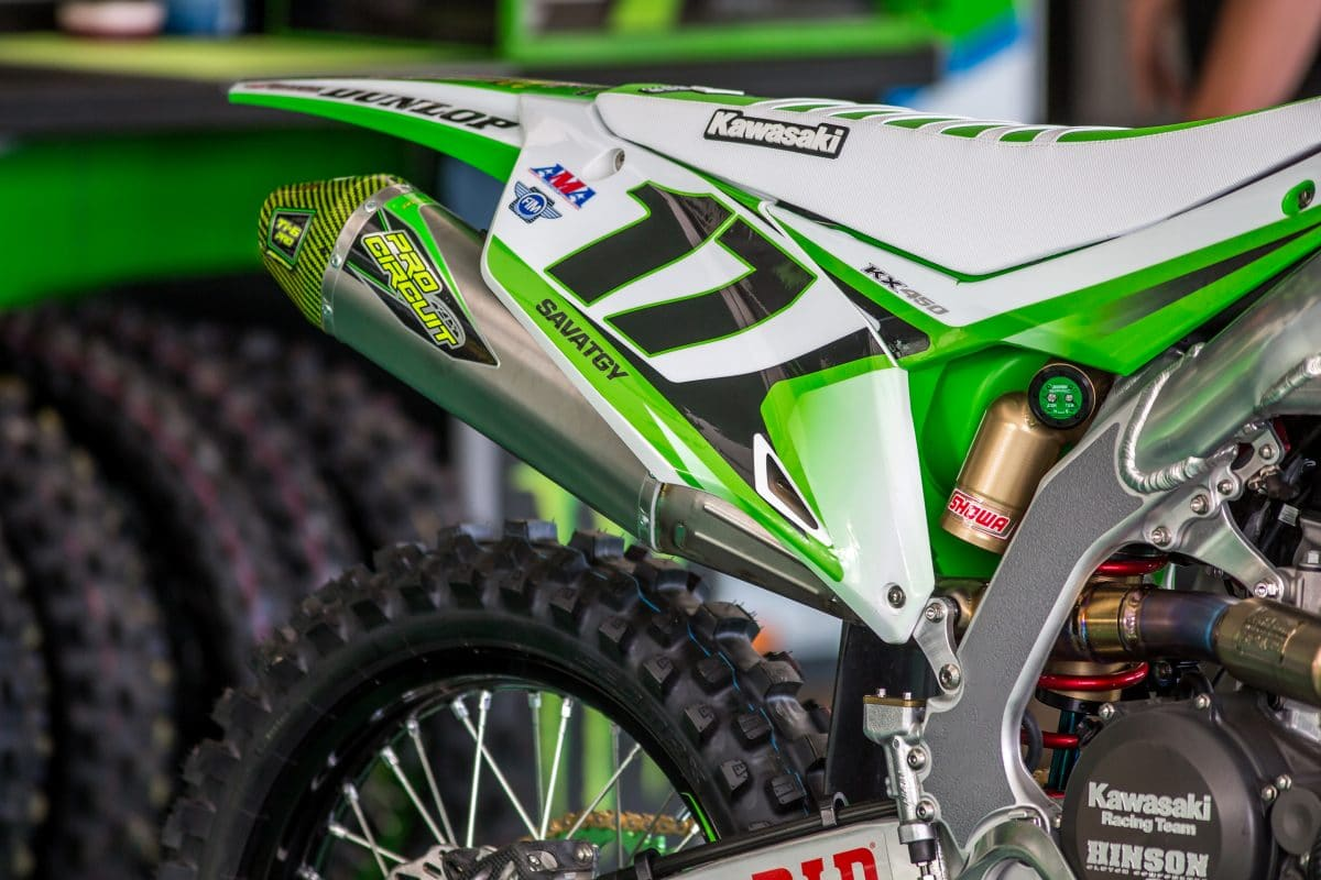 In The Pits Of Monster Energy Cup Dirt Bike Magazine