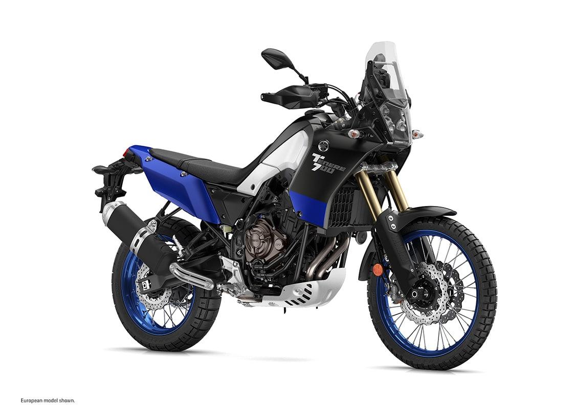 Yamaha Tenere 700 Announced Adventure Bike Spotlight Dirt Bike