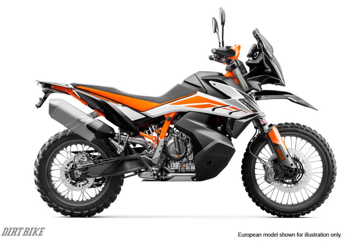 New Adventure Bikes From Ktm Honda Kawasaki Revealed Dirt Bike