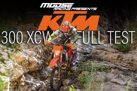 KTM 300XC-W TPI 2-STROKE: FULL TEST | Dirt Bike Magazine