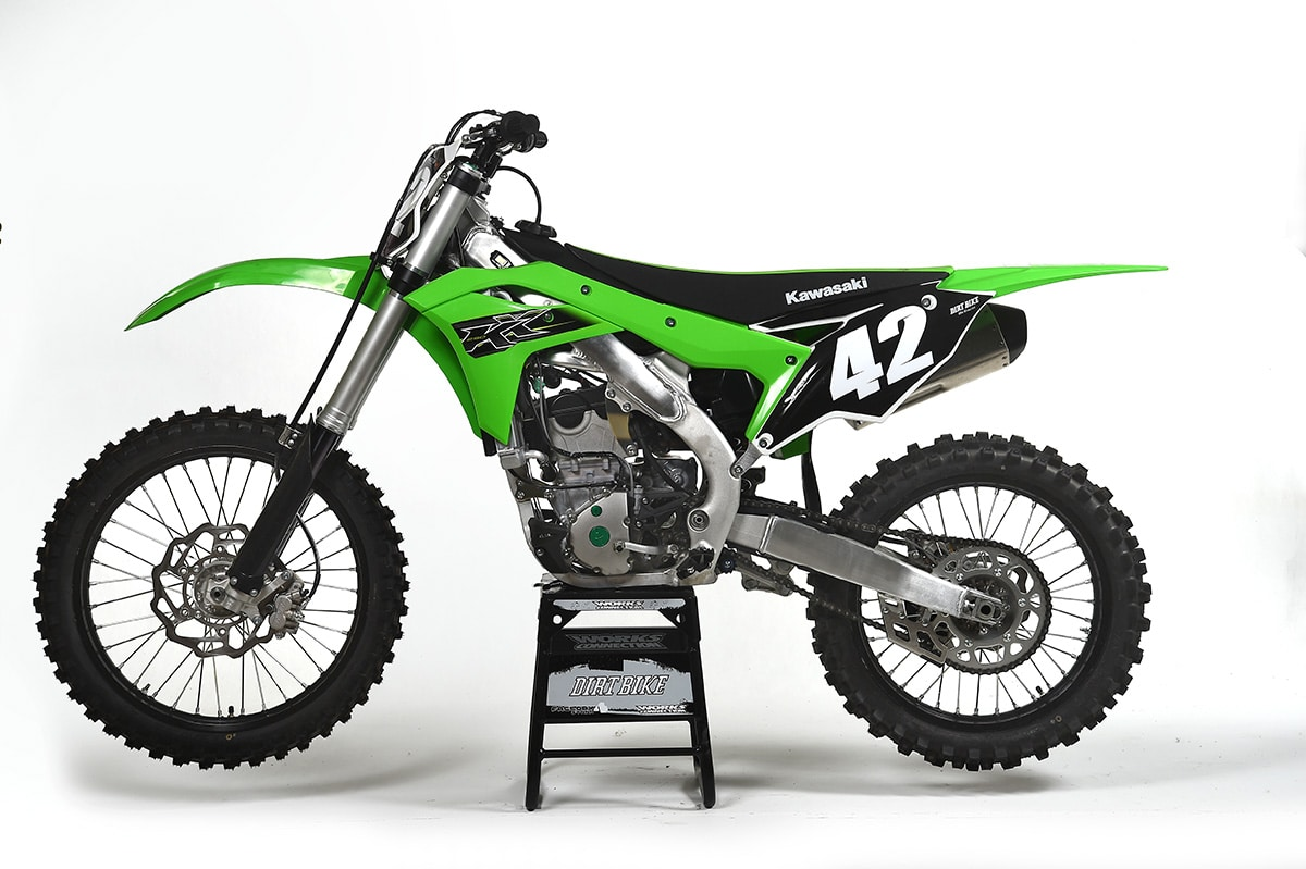 2019 Kawasaki Kx250 Full Test Dirt Bike Magazine