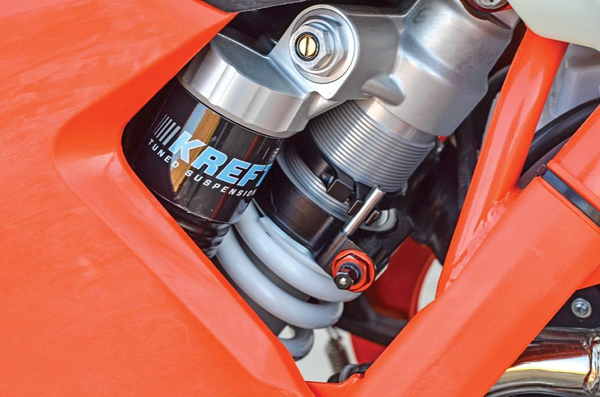 KTM 300XC-W TPI SUSPENSION MODS | Dirt Bike Magazine