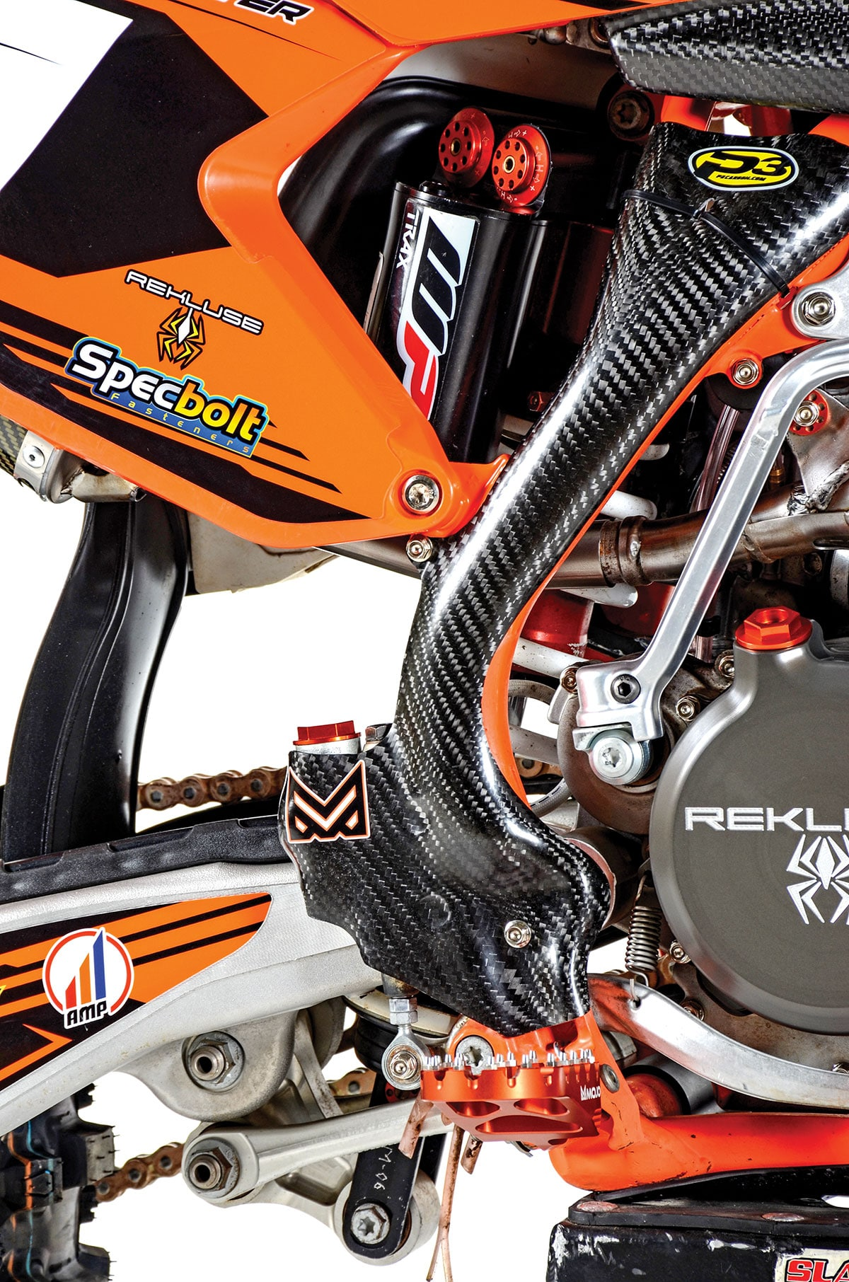 PRO CIRCUIT KTM 125SX: BEHIND THE BUILD | Dirt Bike Magazine
