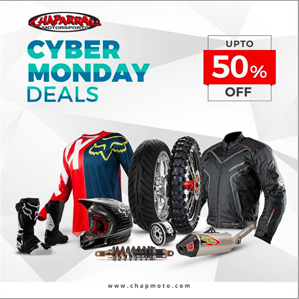 Cyber Monday Motorcycle Industry Hot Deals Dirt Bike Magazine