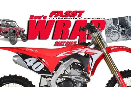 2019 Honda Crf250r Dyno Results And First Ride The Wrap Dirt