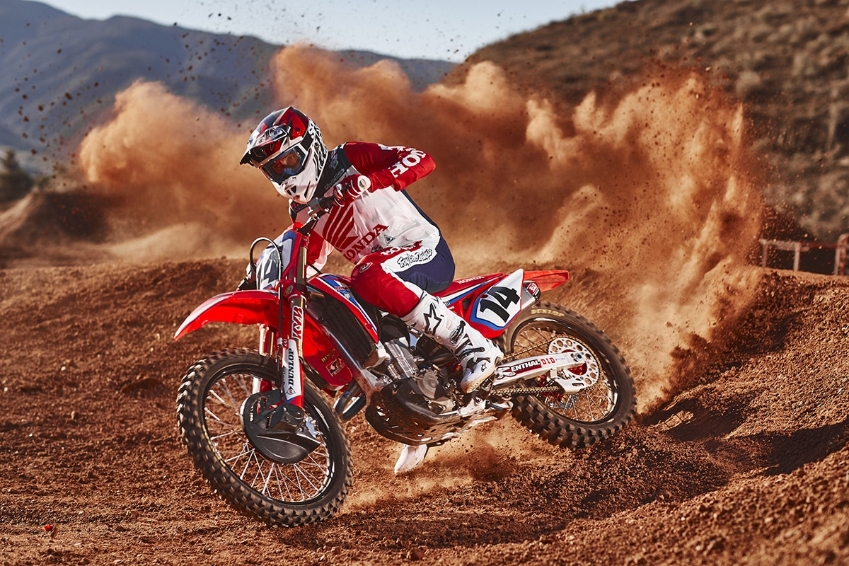 Hrc Honda Supercross Team 2019 Dirt Bike Magazine