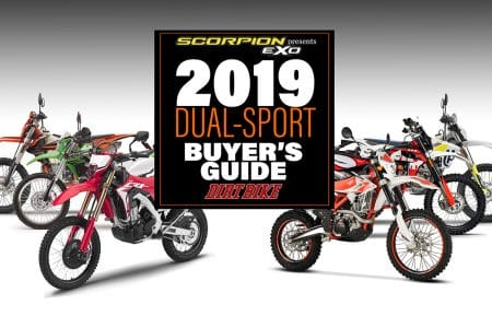 2019 DUAL-SPORT BUYER'S GUIDE | Dirt Bike Magazine
