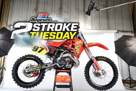 1995 HONDA CR500 PROJECT: TWO-STROKE TUESDAY | Dirt Bike