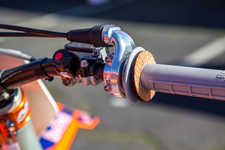 INSIDE COOPER WEBB'S FACTORY RED BULL KTM 450SXF | Dirt Bike Magazine