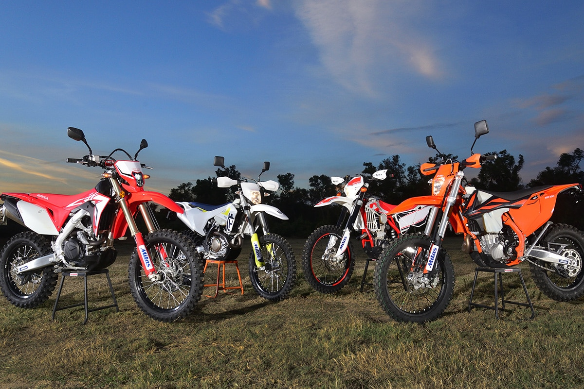 2019 DUAL-SPORT BIKE SHOOTOUT | Dirt Bike Magazine