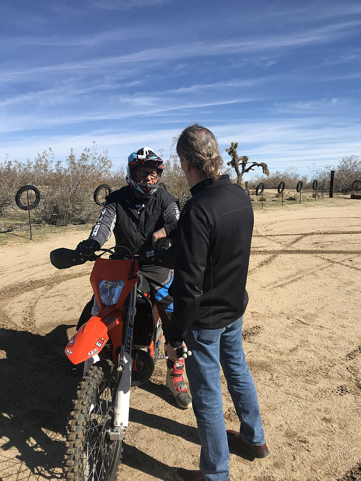 THE WEEKLY FEED: KTM 300 XCW TPI MODS, RAD VIDS, DANNY