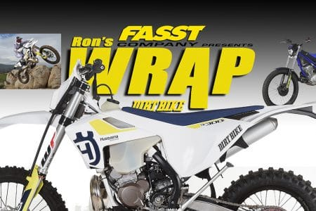 RIDING THE HUSKY TE300i INJECTED 2-STROKE: THE WRAP | Dirt