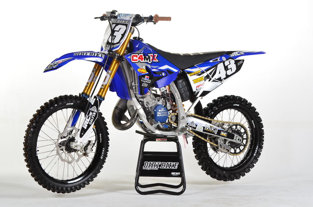YAMAHA YZ144 BIG-BORE RESTYLE PROJECT: TWO-STROKE TUESDAY   Dirt