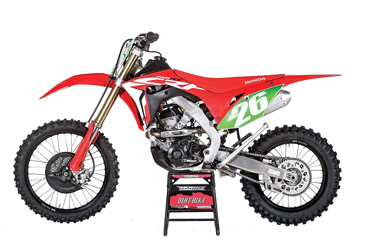 HONDA CRF250RX: FULL TEST   Dirt Bike Magazine