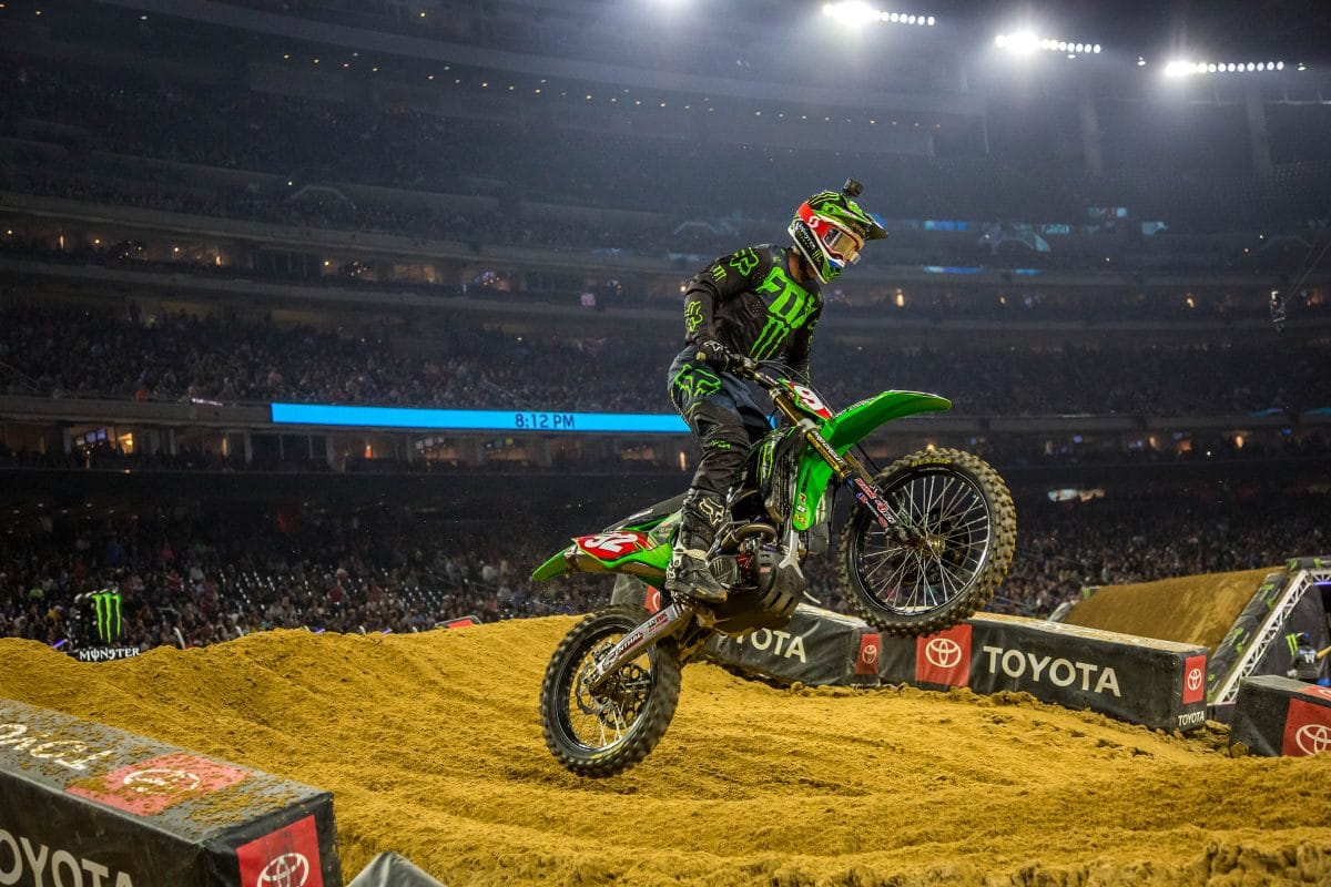 2019 Houston Supercross Post Race Gallery | Dirt Bike Magazine
