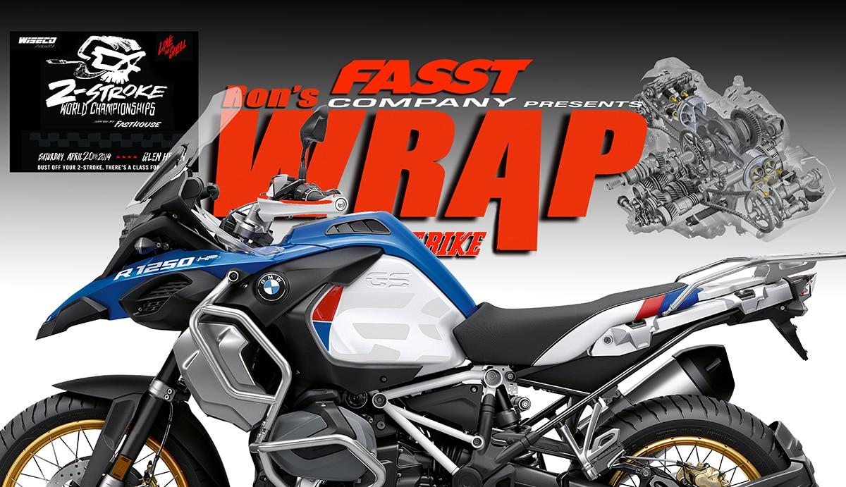 FIRST RIDE--BMW R1250GSA: THE WRAP