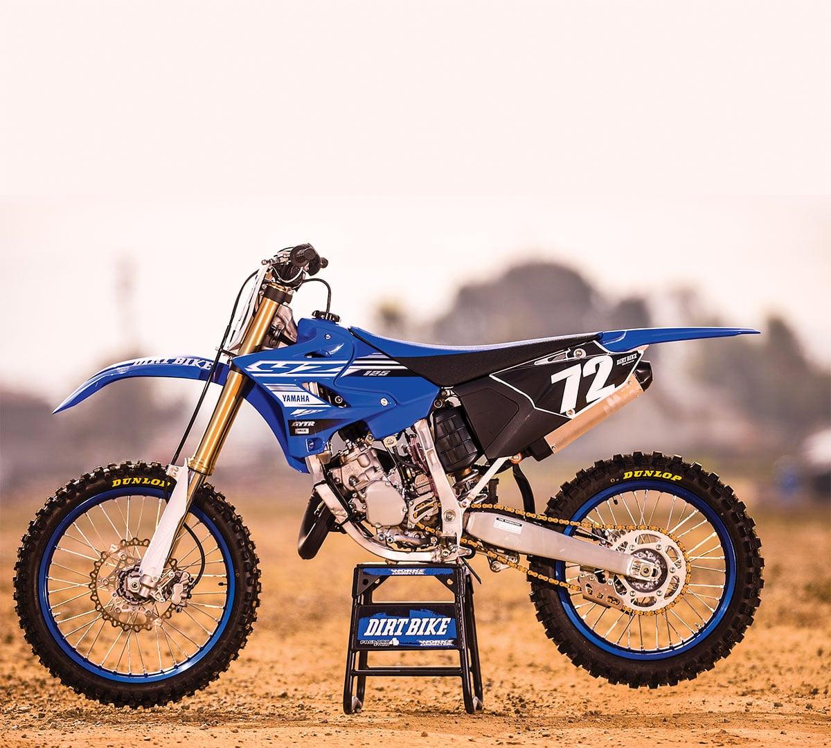2019 YAMAHA YZ125 GUIDE   Dirt Bike Magazine