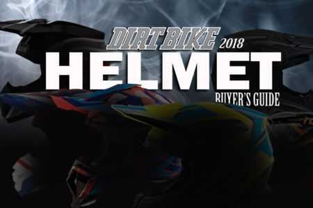 634d9a1c 2018 OFF-ROAD HELMET BUYER'S GUIDE | Dirt Bike Magazine