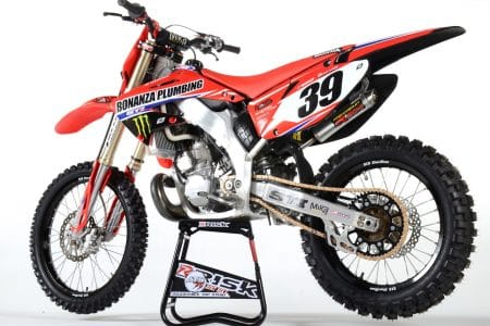 2006 SLR HONDA CR250 PROJECT: PREMIX VIDEO SERIES | Dirt