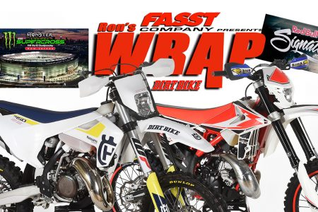 HUSKY VS  BETA 2-STROKES: THE WRAP | Dirt Bike Magazine
