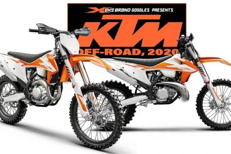 NEW 2020 KTM OFF-ROAD MODELS: FIRST LOOK | Dirt Bike Magazine