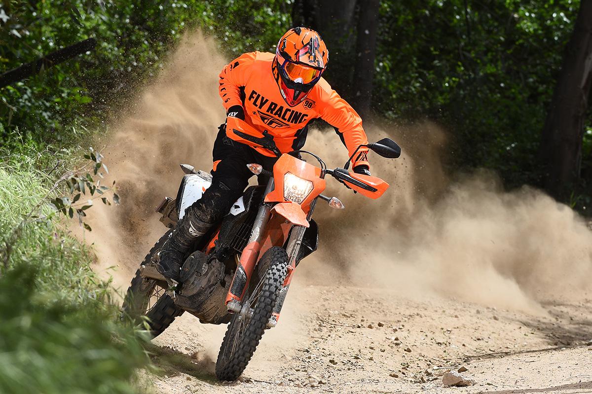 RIDING THE KTM 690 DUAL-SPORT: THE WRAP | Dirt Bike Magazine